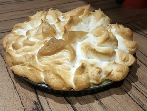 Amazing SYN FREE Lemon Meringue Pie
