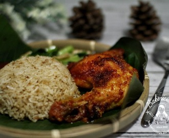Ayam Golek Pekan ~ Pekan's Roasted Chicken