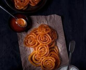 Jalebi Recipe, Traditional Jalebi Recipe Without Yeast, How To Make Jalebi At Home