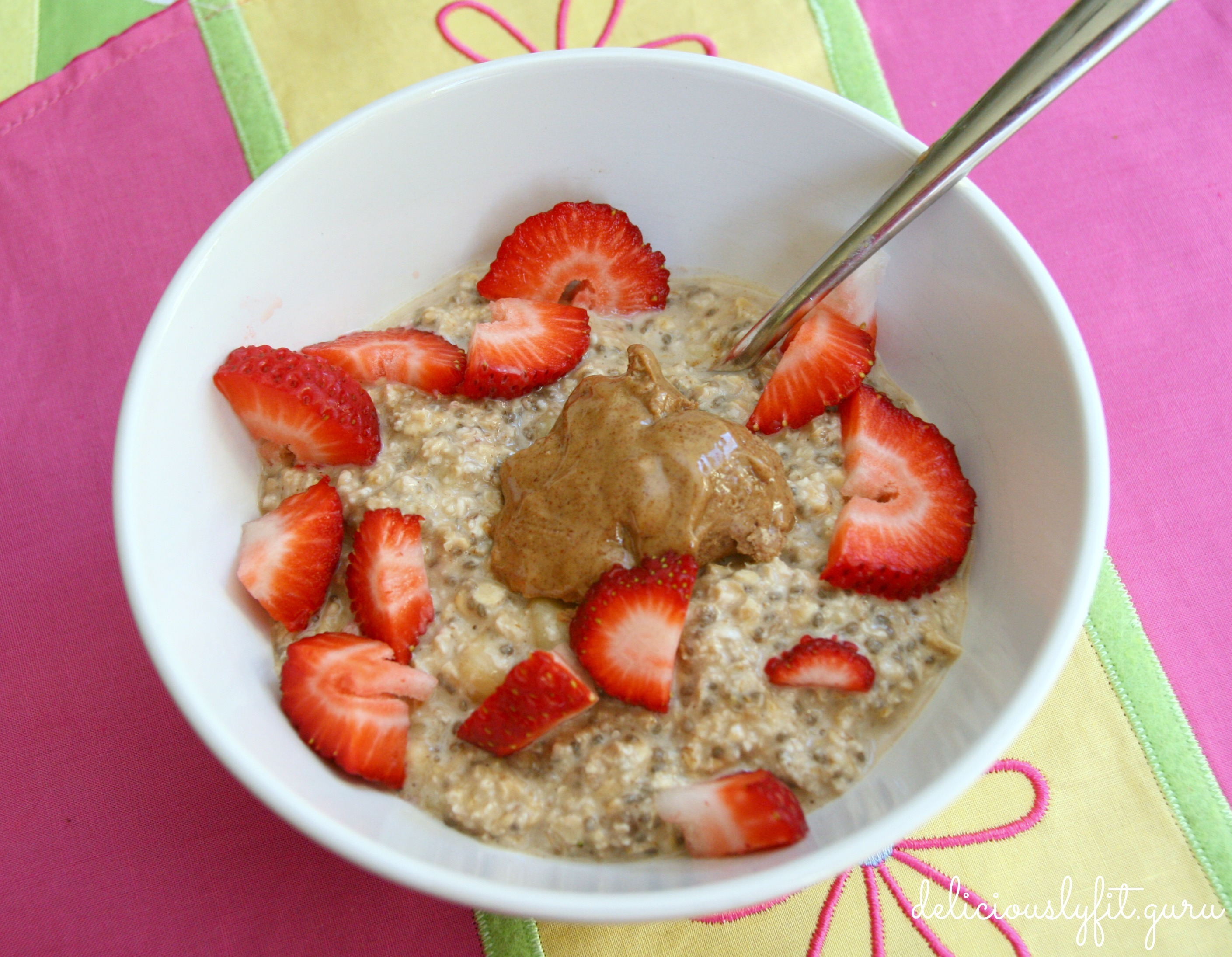 5 Quick and Easy Healthy Breakfast Ideas (To make mornings less stressful!)