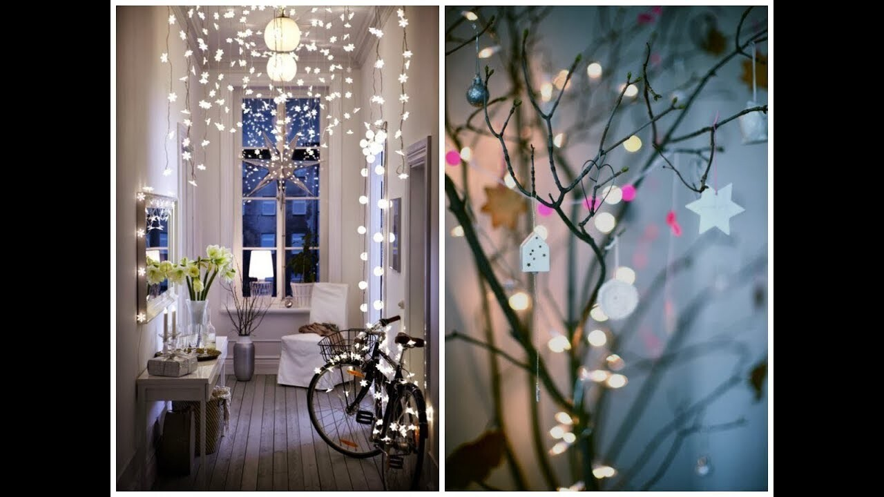 DIY 28 Manualidades para navidades 2018/ DIY ROOM DECOR 28 Easy Crafts Ideas at Christmas 2018