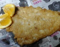 Beer Battered Baby Hake