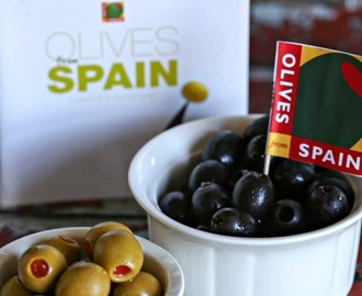 Olives Recipes Using Olives from Spain