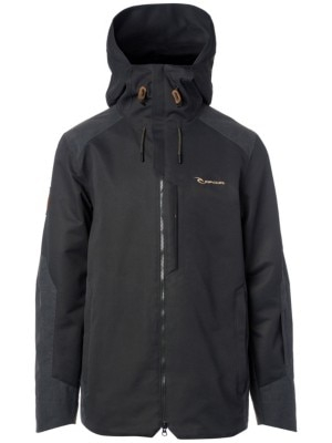 Search Jacket jet black Gr. S