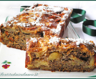 Torta di mele light - Beatitudini in Cucina
