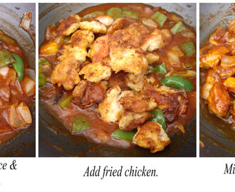 Chili Chicken – Dry