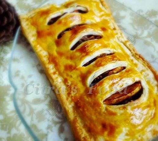 Ordinary Apple Puff Pastry
