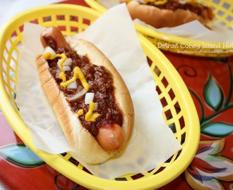 Michigan Monday: The Detroit Coney Dog