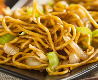 CrockPot Chow Mein Recipe