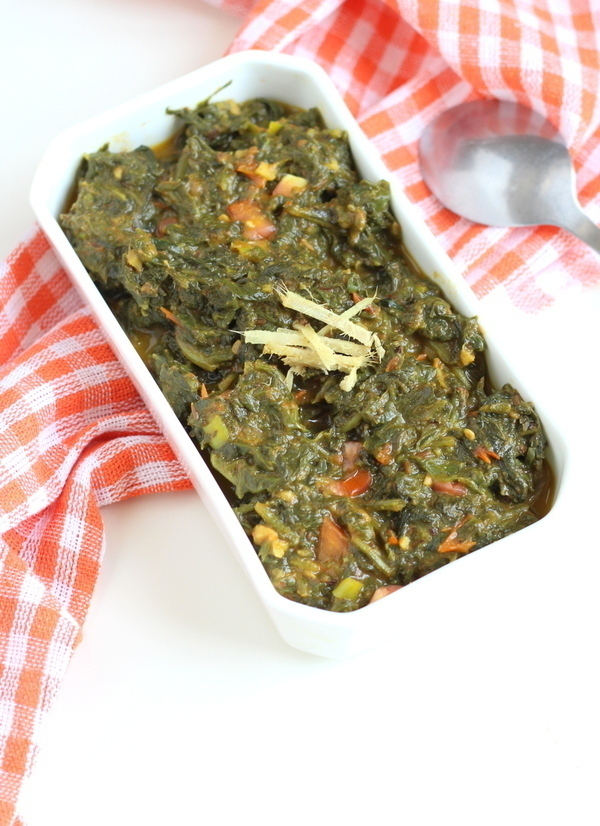 Palak Fry Recipe (Spinach Fry), How to make Palak Fry Recipe