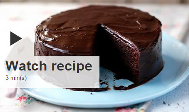 Recipes Cakes: Easy Chocolate Cake Special
