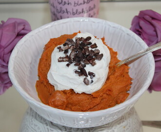 When Easy and Delicious Collide: My Favorite Pumpkin Pie Mousse