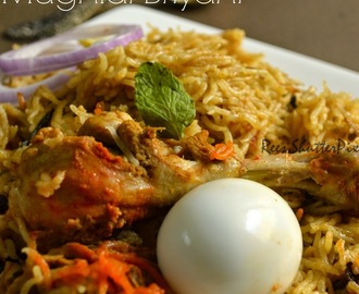 Chicken Mughlai Briyani Recipe | Chicken Recipes