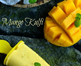 Easy Mango Kulfi - Summer Special - Step by step