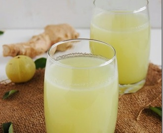 Gooseberry juice / Amla juice (salt version)
