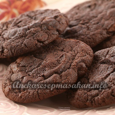 Resep Kue Lebaran : Mini Brownies Cookies