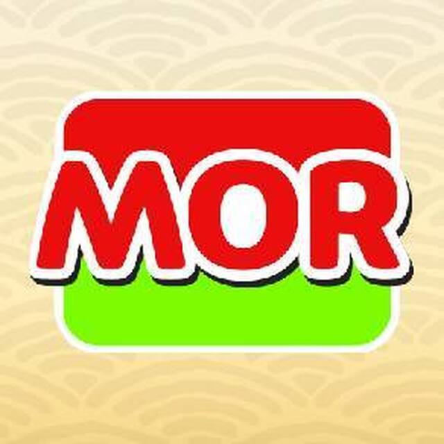 MOR it's a Good Place for Eat, Chat and Shop