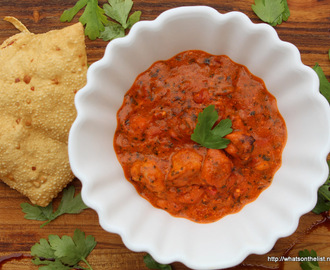 Is Chicken Tikka Masala A Potluck Dinner Winner?