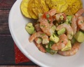 Easy Paleo Shrimp & Avocado Ceviche
