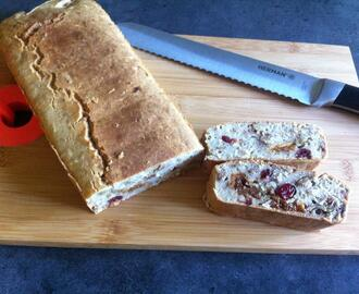 RECEPT: Homemade Kwarkbrood
