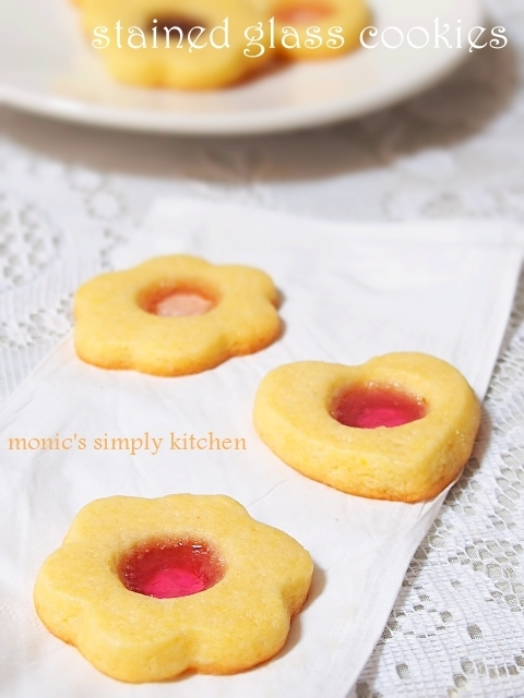 Resep Stained Glass Cookies
