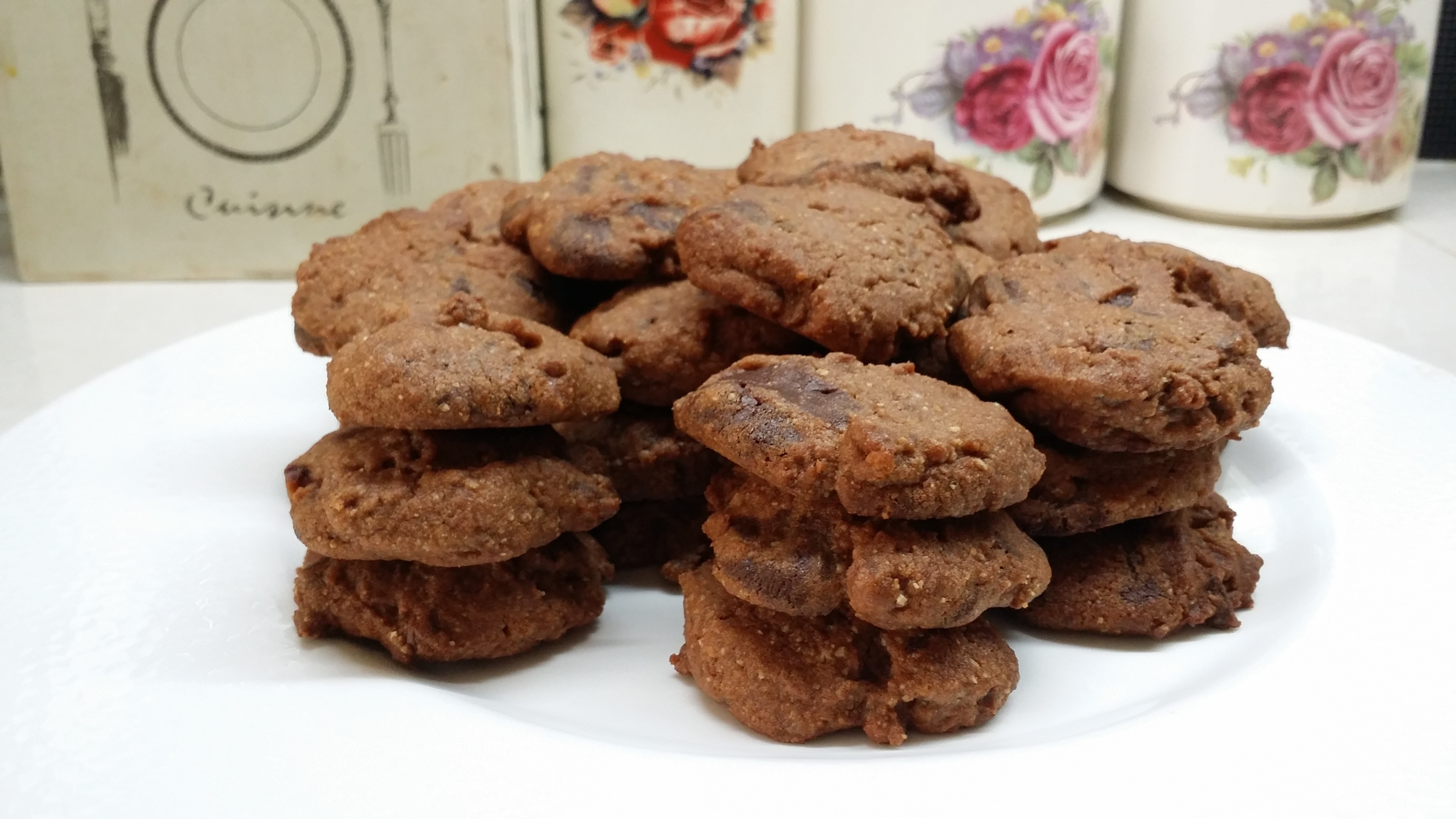 'Famous Amos copy cat'  Chocolate Chunk Cookies