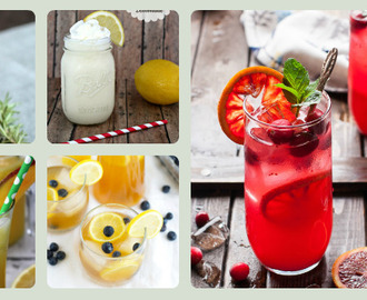 31 Delicious Lemonade Recipes