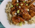 The Domestic Man's Sweet & Sour Chicken