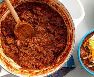 Best Chili Recipe - How to Make Chili