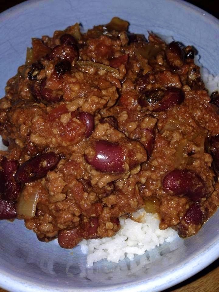Slow Cooked Chilli Con Carne