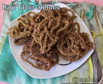 Ragi Pindi Murukulu | Finger Millet Flour Murukku | Ragi Flour Murukku | Ragi Pindi Recipes | Quick and easy south indian deep fried snacks