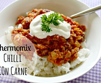 Thermomix Chilli Con Carne recipe