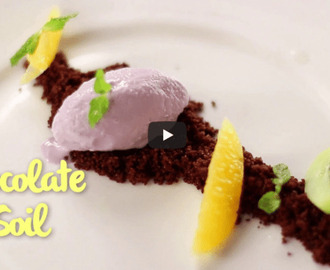 Chocolate Soil Recipe Video