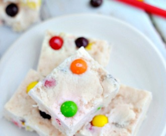Skittles Rainbow Fudge Recipe Taste The Rainbow