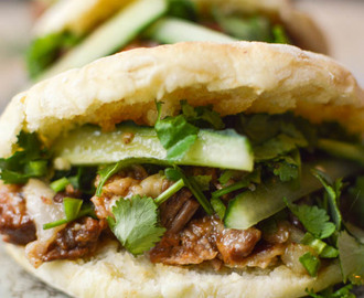 How To Make a Chinese Hamburger (aka Rou Jia Mo)