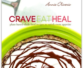 Crave Eat Heal Blog Tour and Interview with Author, Ann Oliverio