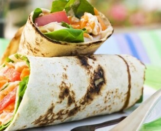 10 Receitas de Wrap Light