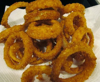 Savings for Sisters #125 - Crispy Homemade Onion Rings