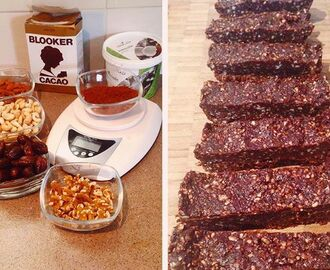 Post-workout meal: Vegan protein powerbar om je vingers bij af te likken!