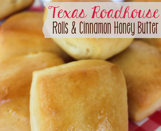 Copycat Texas Roadhouse Bread & Butter Recipe
