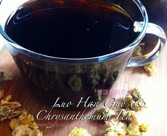 Luo Han Guo & Chrysanthemum Tea