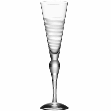 Clown Frost Linjer champagneglas 20cl