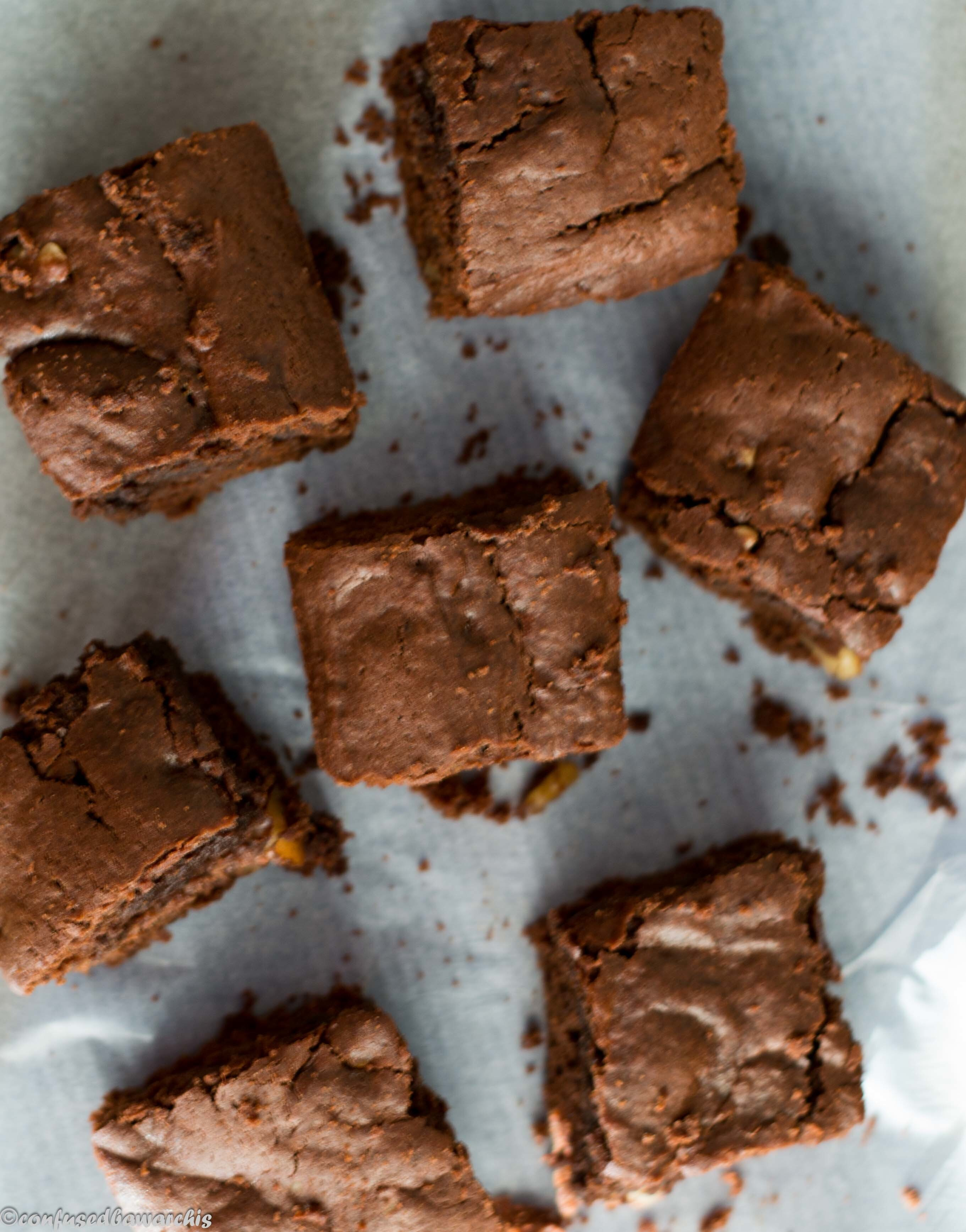 Whole Wheat Brownies and a Story
