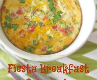 Fiesta Breakfast Casserole – Make Your Morning a Fiesta!
