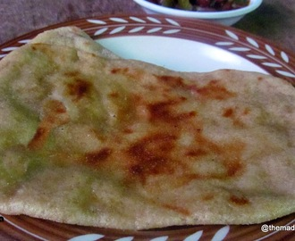 Maloonga ~A Flat Bread From Yemen