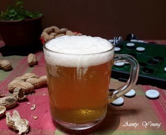 苹果泡沫果冻 (Beer Like Apple Juice Jelly)