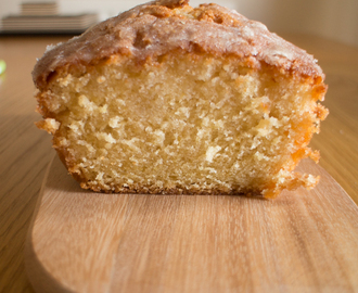 Lemon Drizzle Cake Re-Visited