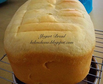 Yogurt Bread 酸奶面包