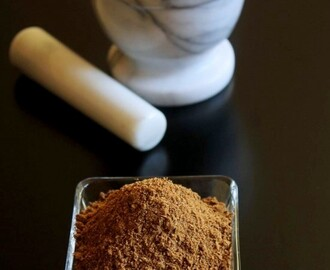 Garam masala recipe | Garam Masala Powder | How to make garam masala