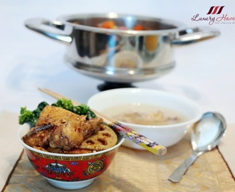 Mala Chicken Hotpot With AMC Premium Cookware ( 四川麻辣香锅 )